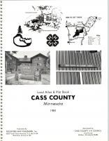 Title Page, Cass County 1981